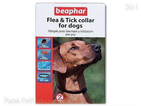 Beaphar Obojek antipar. pes DIAZ Flea&Tick 65cm 1ks
