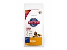 obrázek Hill's Canine  Dry Senior Light 12kg