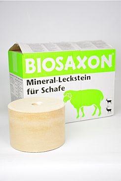 Biosaxon minerální liz pro ovce a kozy 4x4kg