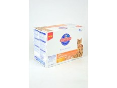 obrázek Hill's Feline kapsa Adult Multipack Ch.,Turk.12x85g