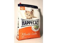 obrázek Happy Cat Supr.Adult Fit&Well Atlantik Lachs Fish 4kg
