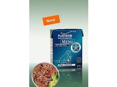 obrázek Platinum Menu Fisch+Chicken 375g