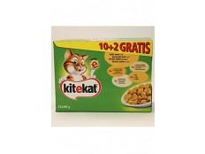 obrázek Kitekat kapsa Selské menu 12x100g