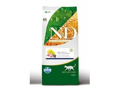 obrázek N&D Grain Free CAT Adult Lamb & Blueberry 10kg