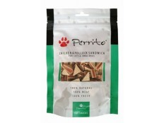 obrázek Perrito Chicken&Pollock Sandwich kočky a malé psy 100g