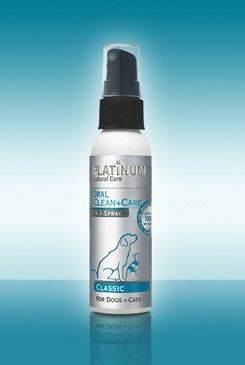 Platinum Natural Oral clean +care Spray classic 65ml