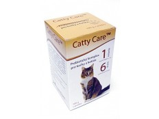 obrázek Catty Care Probiotika pro kočky a koťata plv 100g