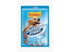 """obrázek Friskies pochoutka pes DentalFresh 3 v 1 """"S"""" 110g"""