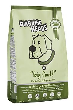 BARKING HEADS Big Foot Bad Hair Day 12kg