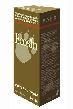 Ecosin chytrá houba pro zvířata 5x3g