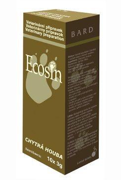 Ecosin chytrá houba pro zvířata 10x3g