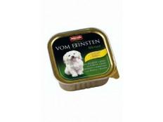 obrázek Animonda paštika Menue drůbeží/těstoviny pes 150g
