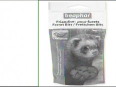 obrázek Beaphar pochoutka Ferret Bits malt pro fretky 35g