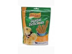 obrázek Friskies pochoutka pes DentalDelicious Med.&Large 200g