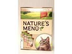 obrázek Schmusy Cat Nature Menu kapsa 4x3x100g multipack