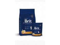 obrázek Brit Premium Cat Adult Chicken 8kg