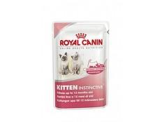 obrázek Royal canin Kom.  Feline Kitten Inst kaps ve šťávě 85g