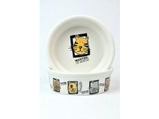 obrázek Miska keramická kočka s motivem mix 200ml 11cm TR