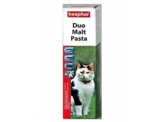 obrázek Beaphar pasta Duo Malt proti trichobezoárům kočka 100g