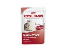 obrázek Royal canin Kom.  Feline Instinctive kaps ve šťávě 85g