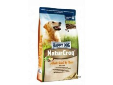 obrázek Happy Dog Natur Croq Rind&Rice 15kg