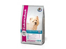 obrázek Eukanuba Dog Breed N. West High White Terrier 2,5kg