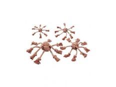 obrázek Hračka pes Chobotnice 15x15cm bavlna KAR 1ks