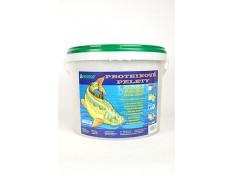 obrázek Proteinové pelety pro kapry granule 6mm 5kg Jahoda
