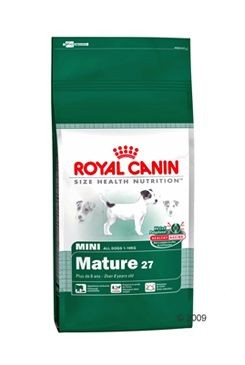 Royal canin Kom. Mini Mature 800g