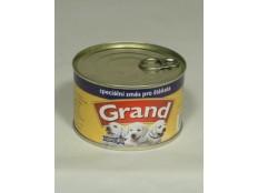 obrázek GRAND konz. štěně speciální mas.směs 405g