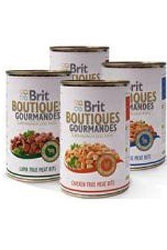 Brit Boutiques Gourmandes Duck Bits&Paté 400g