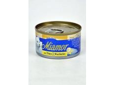 obrázek Miamor Cat Filet konzerva tuňák+křepelčí vejce100g