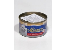 obrázek Miamor Cat Filet konzerva kuře+rýže 100g