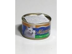 obrázek Miamor Cat Filet konzerva tuňák+zelenina100g