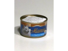 obrázek Miamor Cat Filet konzerva tuňák+krevety 100g