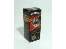obrázek Aminex pro kočky gtt 50ml
