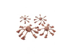 obrázek Hračka pes Chobotnice 8,5x10cm bavlna KAR 1ks