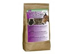 obrázek Pochoutka pro koně DELIZIA lékořice 1kg