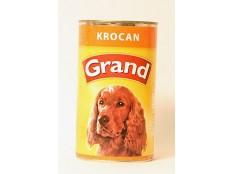 obrázek GRAND konz. pes krocaní 1300g