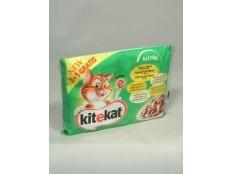 obrázek Kitekat kapsa Farmářské menu 4x100g