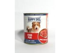 obrázek Happy Dog konzerva Rind Pur Hovězí 800g
