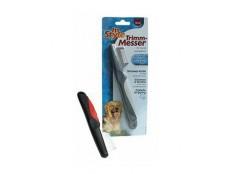 obrázek Nůž trimovací In Style velké zuby Trixie