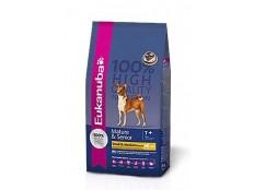 obrázek Eukanuba Dog Mature&Senior Medium  3kg