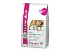 obrázek Eukanuba Dog  DC Overweight Sterilized 2,5kg