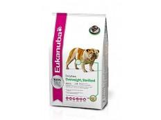 obrázek Eukanuba Dog  DC Overweight Sterilized 12,5kg
