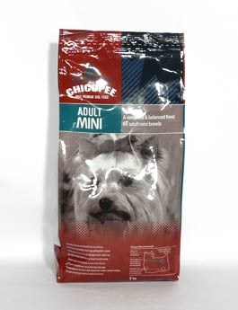 Chicopee pes Dry Adult Mini 2kg
