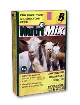 Nutri Mix pro ovce a kozy (OSZ) plv 1kg