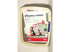 obrázek WC pes ploché + podložka Puppy trainer L60x 48cm(7ks)