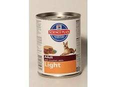 obrázek Hill's Canine  konz. Adult Light Chicken 370g