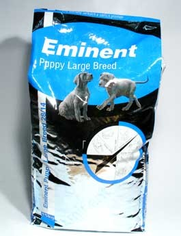 Eminent Dog Puppy Large 15kg